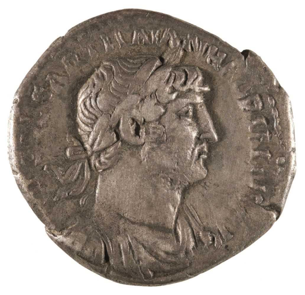 Lot 4 - Coins. Roman Empire. Hadrian (117-138 A.D.), Denarius