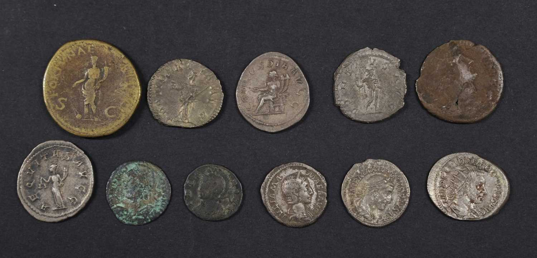 Lot 6 - Coins. Roman Empire. Antoninianus, etc