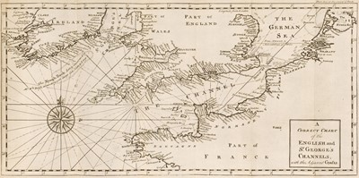 Lot 37 - Dodsley (Robert & John Cowley). The Geography of England, 1744