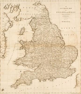 Lot 34 - Camden (William). Britannia, 3 volumes, 1789