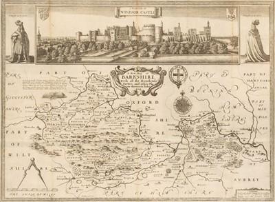 Lot 30 - Ashmole (Elias). The Antiquities of Berkshire, 3 volumes, 1723