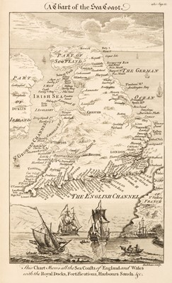 Lot 33 - Bickham (George). The British Monarchy..., G. Bickham junr. 1749