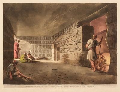 Lot 16 - Mayer (Luigi). Views in Egypt, 1805
