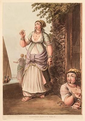 Lot 319 - Mayer (Luigi). Views in Egypt, 1805
