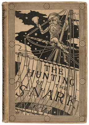 Lot 442 - Dodgson (Charles Luttwidge, 'Lewis Carroll') The Hunting of the Snark, 1876