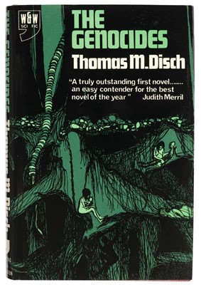 Lot 523 - Disch (Thomas M.) The Genocides, 1st UK edition, 1967