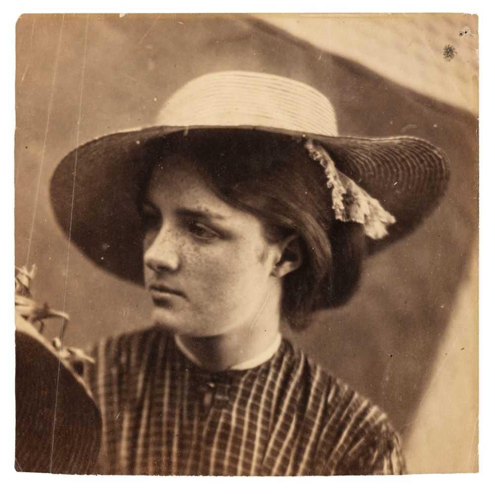 Lot 13 - Cameron (Julia Margaret, 1815-1879). Summer Days, circa 1866