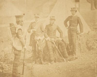Lot 44 - Fenton (Roger, 1819-1869). Group of the 71st Regiment, Colour Sergeant, 1855