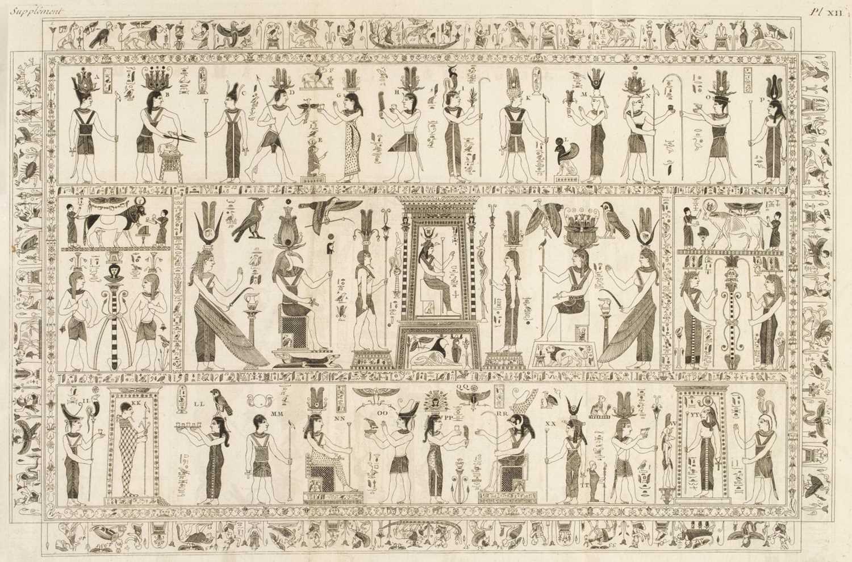 Lot 168 - Caylus (Anne Claude Philippe, comte de). Recueil d'Antiquites, 7 volumes, 1756-67