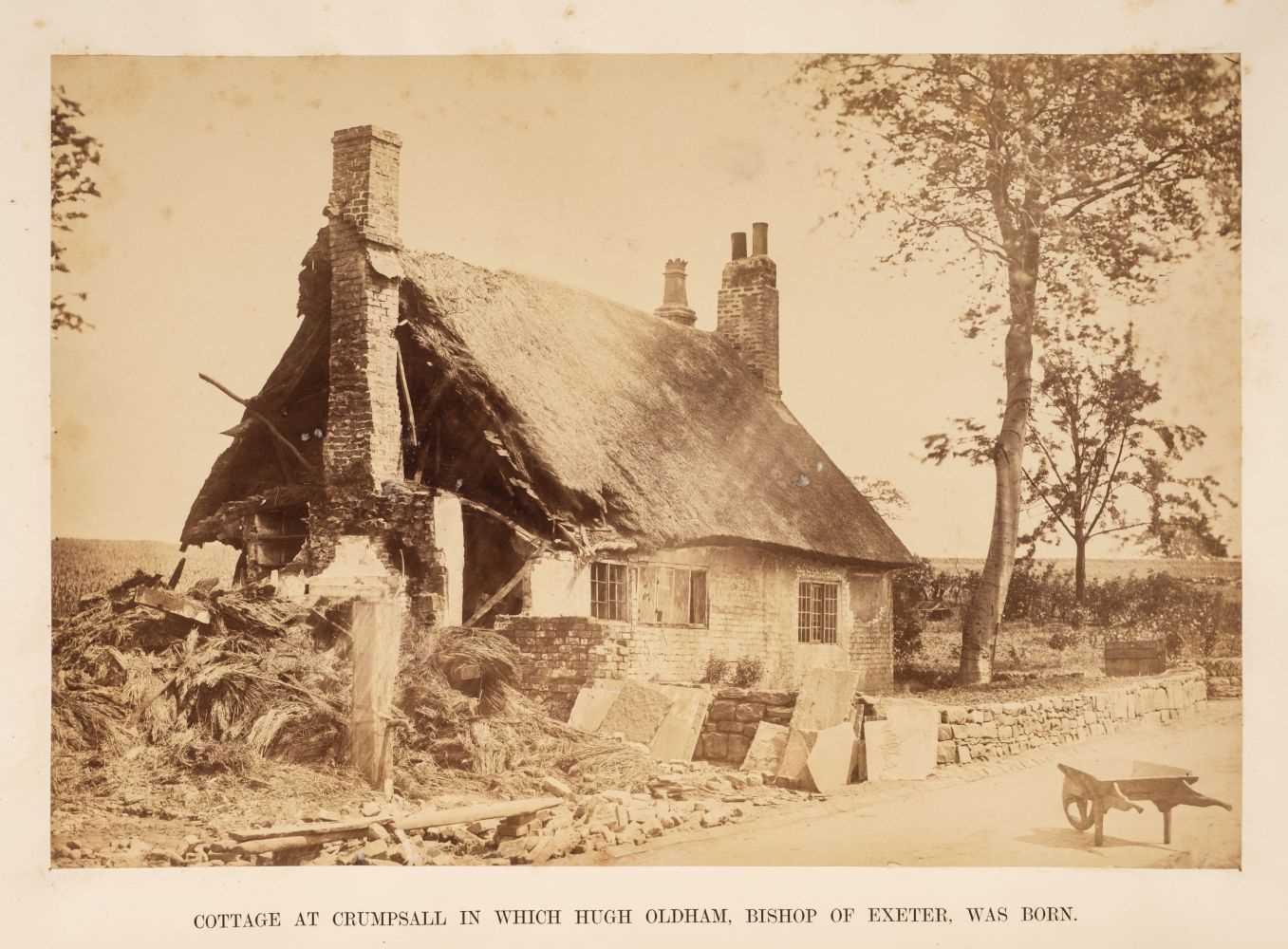 Lot 5 - Baker, Thomas. Memorials of Oldham's Tenement at Crumpsall in the Parish of Manchester