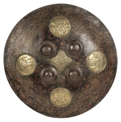 Lot 374 - Indian Shield & Burmese Dha