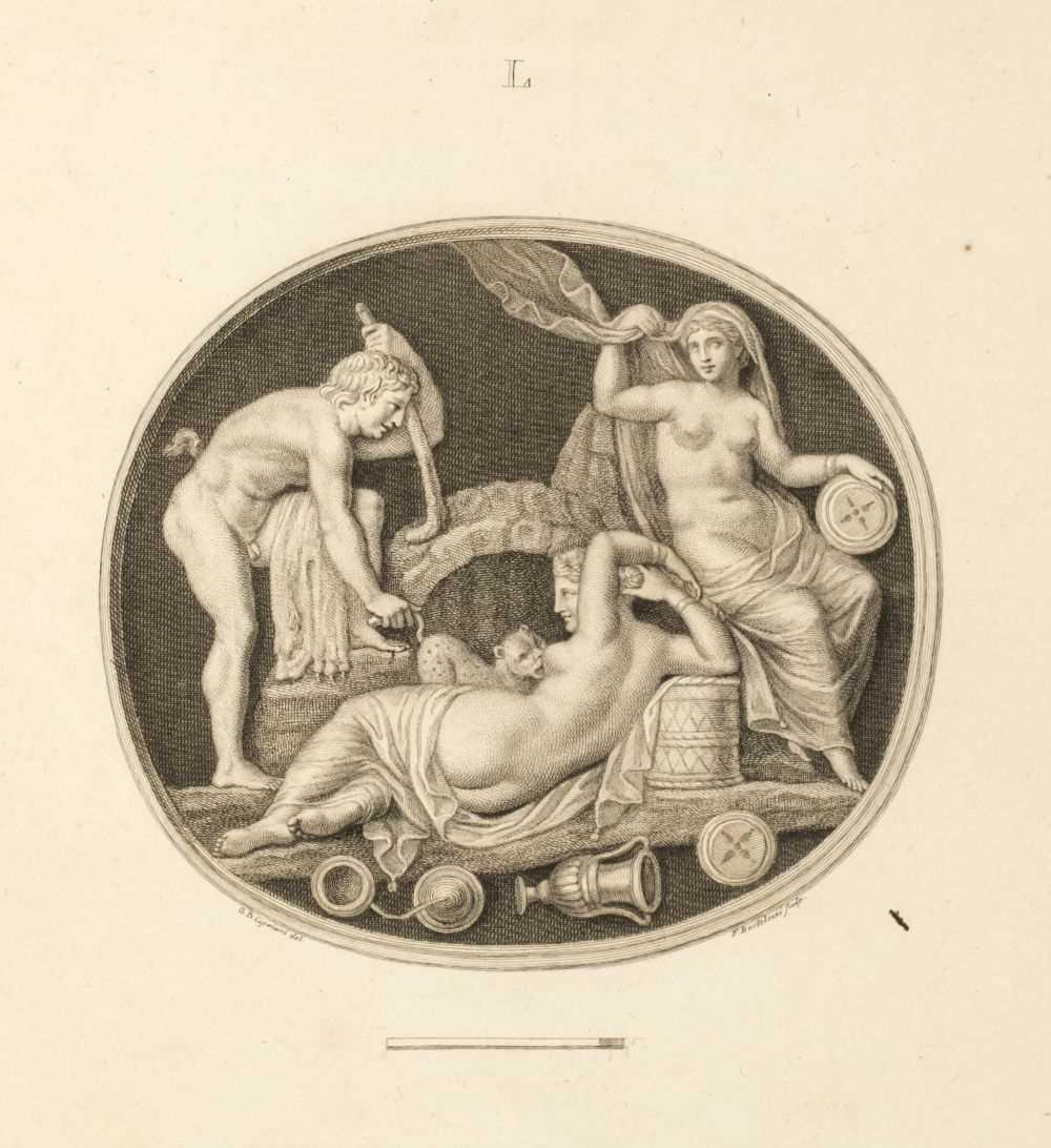 Lot 159 - Bryant (Jacob & William Cole). Gemmarum Antiquarum Delectus, 1780-83