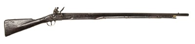 Lot 381 - Musket. India Pattern Tower Brown Bess