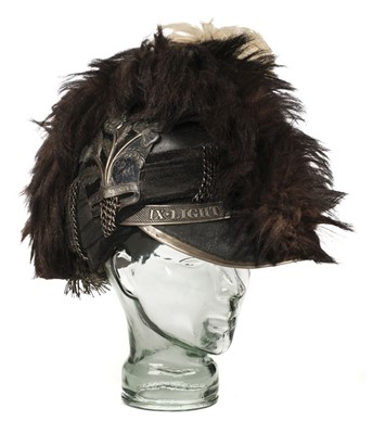 Lot 369 - Helmet. Replica Tarleton Helmet