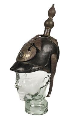 Lot 370 - Helmet. Russian Model 1844 style Helmet