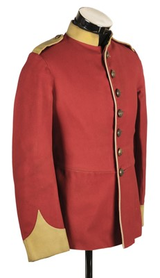 Lot 394 - Suffolk Regiment - Other Ranks Tunic