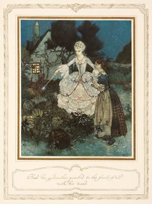 Lot 478 - Dulac (Edmund, illustrator). Sleeping Beauty