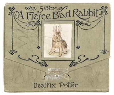 Lot 482 - Potter (Beatrix). The Story of A Fierce Bad Rabbit, 1st edition, 1906