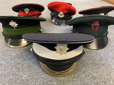 Lot 378 - Military Hats - Guards Regiments