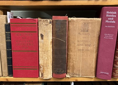 Lot 333 - Army Lists. A list of the Officers of the Army & Royal Marines on Full, Retired, & Half-pay, 1840