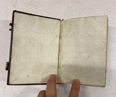 Lot 338 - Illuminated manuscript. An illuminated missal on vellum, probably Spanish, 16th century
