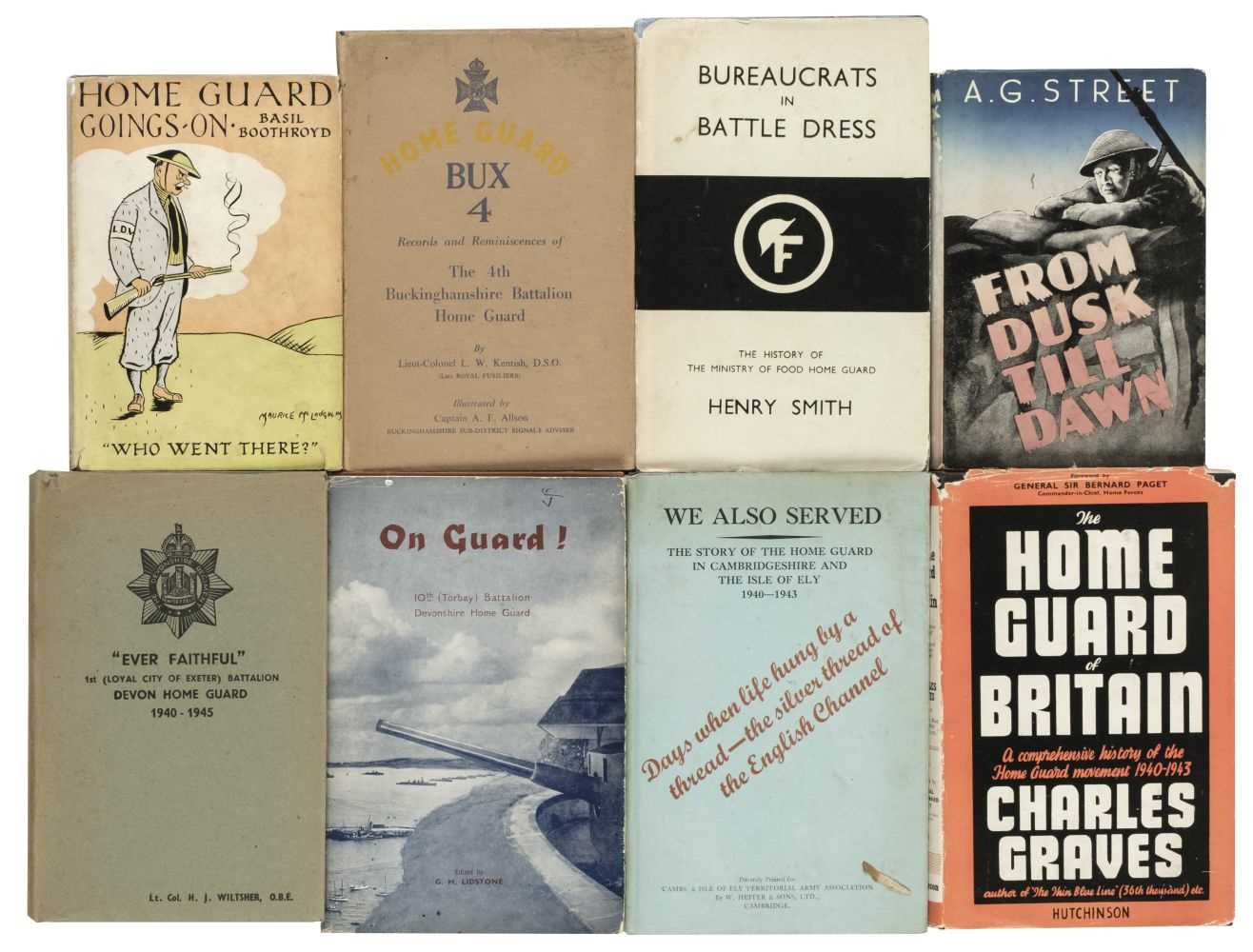 Lot 330 - Graves (Charles). The Home Guard of Britain, 1st edition, 1943