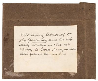 Lot 152 - Edward Jenner (1749-1823). An important unpublished Autograph Letter Signed, 1802