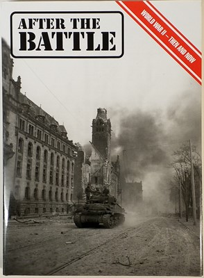 Lot 331 - After The Battle. World War II - Then And Now, 45 volumes, After The Battle Magazine, 1977-2018
