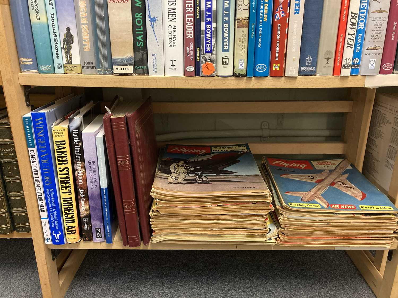 Lot 334 - Aviation Books, approximately 60