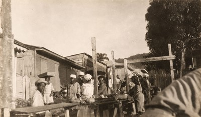 Lot 34 - Dominican Republic. A group of 20 photographs of the Dominican Republic, West Indies, late 1920s