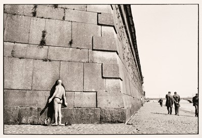 Lot 22 - Cartier-Bresson (Henri, 1908-2004). Peter and Paul's Fortress on the Neva River