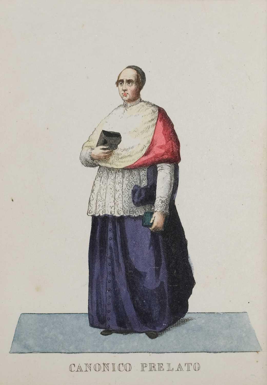 Lot 30 - Rome. Costumi Della Corte Pontificia, Rome, 1846