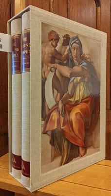 Lot 63 - Hartt (Frederick). The Sistine Chapel, 2 vols., 1991