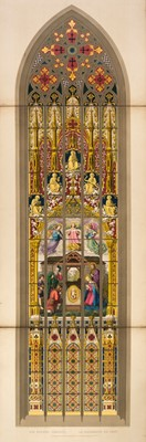 Lot 60 - Eggert (Franz). Die Glasgemalder der neuerbauten Mariahilf-Kirche ... au zu Munchen, c.1845