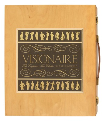 Lot 64 - Lagerfeld (Karl). Visionaire 23. The Emperor's New Clothes, New York: Visionaire Publishing, 1997