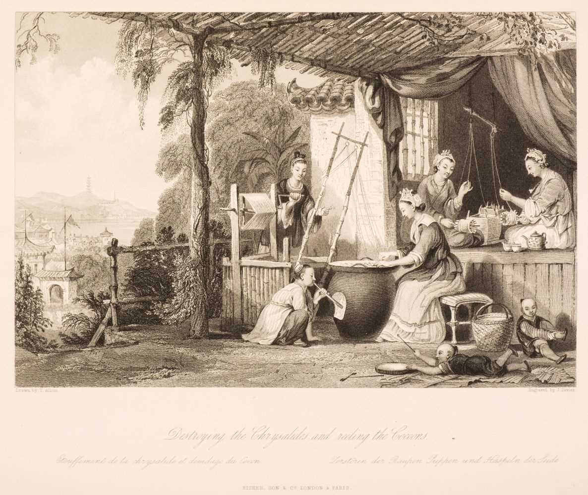 Lot 1 - Allom (Thomas, illustrator). China, in a Series of Views... , 1st edition, [1843]