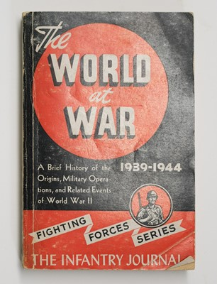 Lot 169 - [Turing, Alan, 1912-1954]. The World at War, 2nd edition, 1945