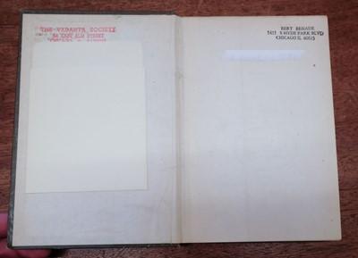 Lot 37 - Negi (T. Jadh Singh Bagli). Himalayan Travels, 1st edition, Calcutta, 1920