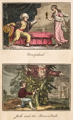 Lot 440 - Tabart (Benjamin). [Popular Fairy Tales; or, A Liliputian Library ...], c.1820, and two others