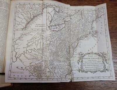 Lot 8 - Brookes (Richard). The General Gazetter, 1762