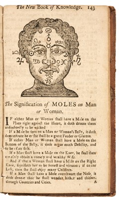 Lot 86 - Godfridus. The New Book of Knowledge, London: A. Wilde, 1758