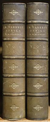 Lot 32 - Stanley (H.M.) In Darkest Africa, 2 volumes, 1st edition, 1890