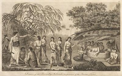 Lot 17 - Labillardiere (Jaques Julien Houton de). Voyage in search of La Perouse, 2 vols, 1800