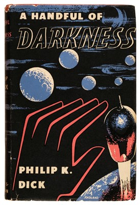 Lot 522 - Dick (Philip K.) A Handful of Darkness, 1st edition, 2nd state, 1955