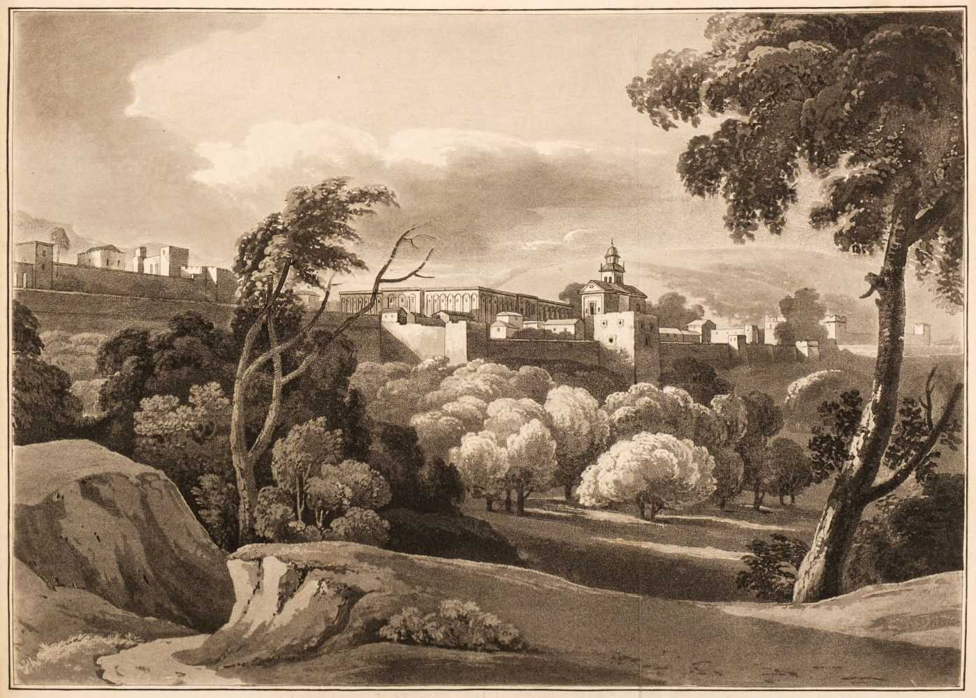 Lot 13 - Jacob (William). Travels in the South of Spain, 1811