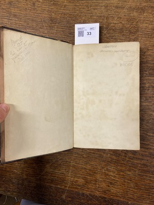 Lot 33 - Staunton (George). An Historical Account of the Embassy to the Emperor of China..., 1797