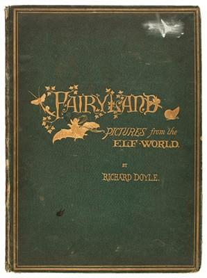 Lot 477 - Doyle (Richard). In Fairyland, 1st edition, 1870