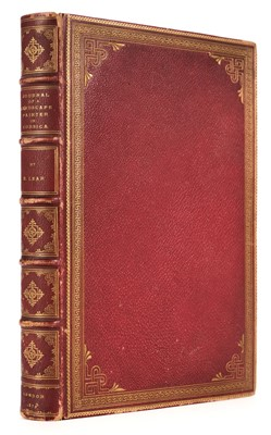 Lot 19 - Lear (Edward). Journal of a Landscape Painter in Corsica, 1870