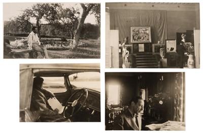 Lot 481 - Nash (Paul). A collection of ephemera, circa 1938-46
