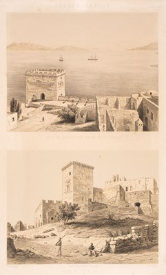 Lot 13 - Newton (Charles). A collection of 31 plates from A History of Discoveries at Halicarnassus ... 1862